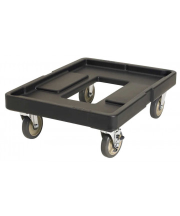 Chariot Cambro Camdolly pour Conteneur Isotherme UPC400 et UPCS400