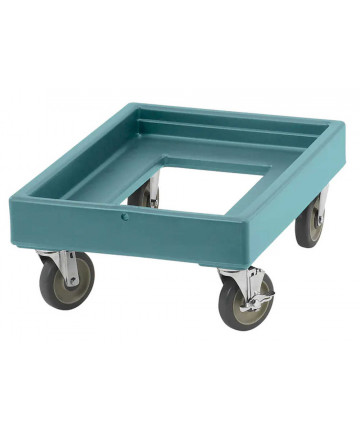Chariot Cambro Camdolly pour Conteneur Isotherme UPC300