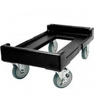 Chariot Cambro Camdolly pour Conteneur Isotherme