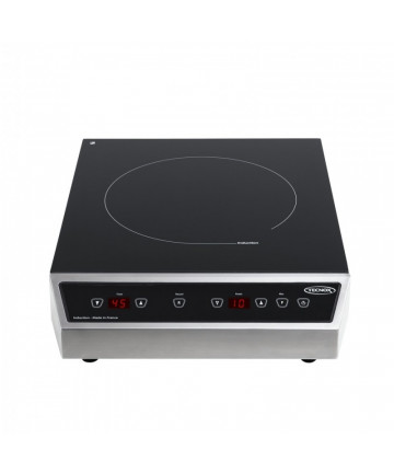 Plaque Tecnox Induction Posable, 1 Foyer 3000W, Gamme Tecline