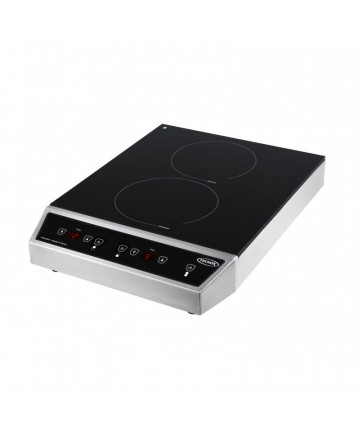 Plaque Tecnox Induction Posable, 2 Foyers 3500W, Gamme Tecline